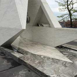 UN Plaza Permanent Memorial