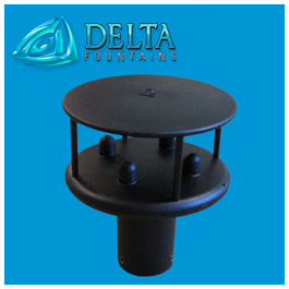 Ultrasonic Anemometer Delta Fountains