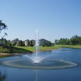 Vari-Jet Fountain Design