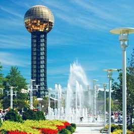 Knoxville World's Fair Park
